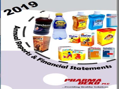 50TH ANNUAL GENERAL MEETING OF PHARMA-DEKO PLC